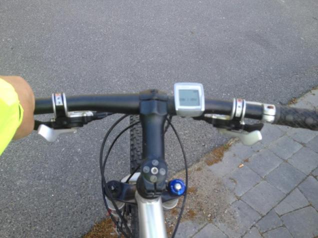 AP sykler